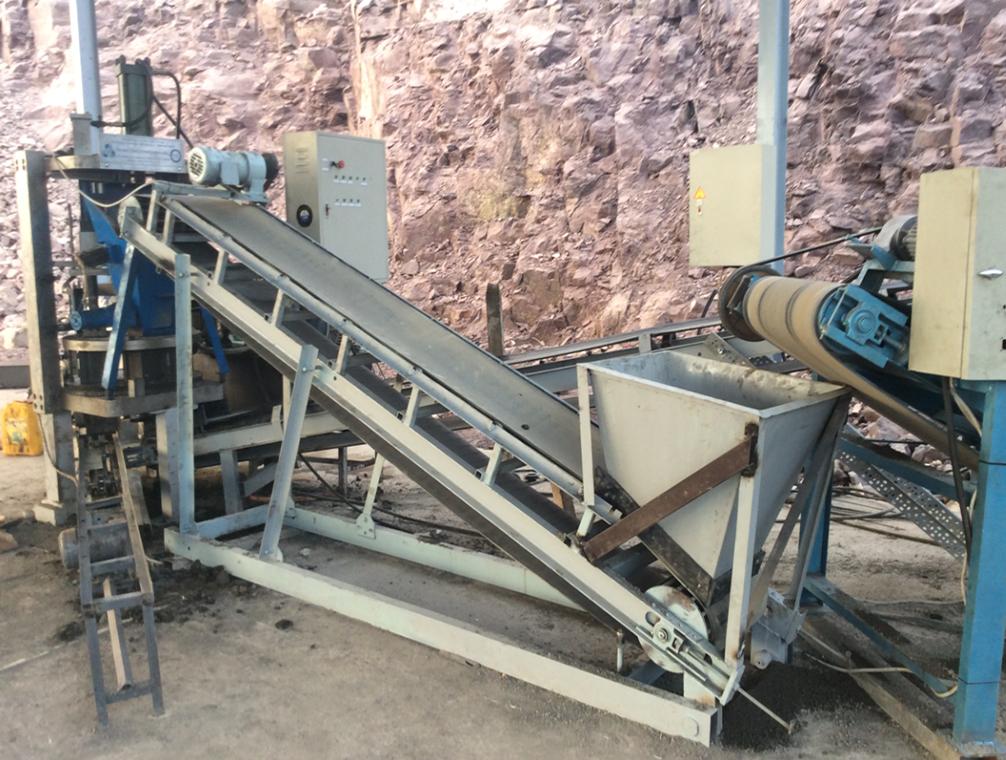 Dây chuyền sản xuất gạch ống không nung